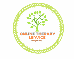 Online Therapy Service Logo